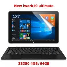 "Alldocube (Cube) New iwork10 Ultimate (Flagship) Dual Boot Tablet+Docking Keyboard: 10.1"" 1920x1200 Intel Atom X5 Z8350 Quad Core Dual OS Tablet 4G/64G"