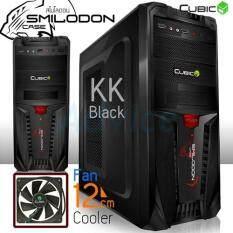 CUBIC Computer case (NP) Smilodon (Black)