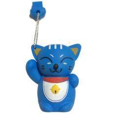 Cyber Brand Flash Drive 8GB. Memory USB 2.0 แฟลชไดร์ฟ Cartoon Koji (Blue)