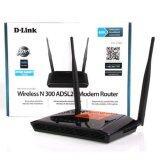 โปรโมชั่น D Link Adsl Modem Router Dsl 2750E Wireless N300 Thailand