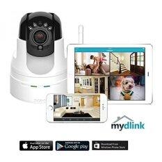 ทบทวน D Link Dcs 5222L Hd Pan Tilt Wi Fi Camera Intl