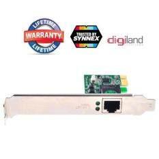 ราคา D Link Dge 560T Gigabit Network Adapter 10 100 1000Mbps Pci Express 1 X Rj45 Lifetime By Synnex Digiland ใหม่ล่าสุด