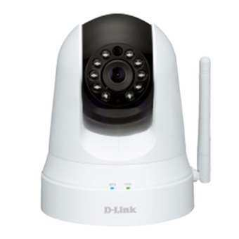 D-LINK IP CAMERA HD PAN&TILT WI-FI DAY/NIGHT (DCS-5030L)