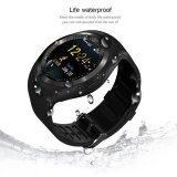 ซื้อ D08 กีฬา Bluetooth Smart Watch สำหรับ Android Wristwatch สมาร์ทนาฬิกา สีดำ Intl ออนไลน์