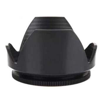 D3200 D3300 D5200 D5300 กล้องเลนส์ฮูด 52มมศาสตราเหมาะสำหรับ AF-S DX 18 อะ 55มม F/3, 5-5, 6 กรัม VR II เลนส์-