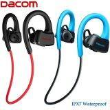 ขาย Dacom P10 Ipx7 หูฟังบลูทู ธ กันน้ำหูฟังว่ายน้ำหูฟังหูตะขอวิ่งรุ่นทั่วไปสำหรับ Ios 7 และ Android สีฟ้า Intl ออนไลน์ ใน จีน
