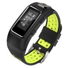 ขาย Db10 สายรัดข้อมือสมาร์ทนาฬิกา Ip68 กันน้ำว่ายน้ำจีพีเอสฟิตเนสติดตามสำหรับแอนดรอยด์และ Ios โทรศัพท์ นานาชาติ Smart Watches ถูก