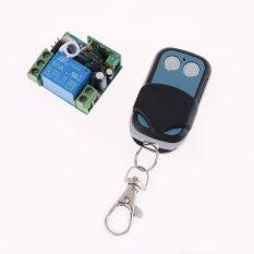 ทบทวน Dc 12V 10A 1Ch Wireless Rf Remote Control Switch Transmitter Receiver Vakind