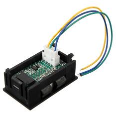 ซื้อ Dc 4 5 30V 100A Dual Led Digital Voltmeter Ammeter Voltage Amp Meter Power ใน Thailand