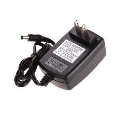 Di Shop Dc อะแดปเตอร์ Adapter 12v 2a 2000ma (dc 5.5 X 2.5mm).