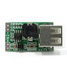 โมดูลจ่ายไฟ DC-DC โมดูล 3A เอาต์พุตโมดูล USB Step-Down