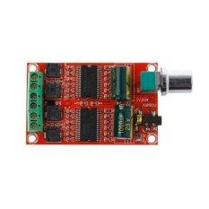 ขาย Dc12 15V Micro Class D Stereo Amplifier Board 20W X 2 Dual Channel Speaker Intl