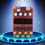 ขาย ซื้อ Dc12 24V High Power 2 100W Dual Channel Digital Amplifier Audio Board Stereo Amp Intl