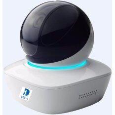 DEE-1กล้องวงจรปิดหมุนและดูผ่านมือถือ 360 องศา  P2P WIFI IP CAMERA ดูแลเด็ก บ้าน ที่ทำงาน ร้านค้าเสียง 2 ทาง