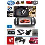 Dee1 กล้องติดรถยนต์ G1W New Version 1080 P Full Hd Car Camera พร้อม ชายึดกล้อง หม้อแปลที่จุดบุหรี่ Usb แถมฟรี 16 Gb Transcrend 400X Class 10 Micro Sd Card ที่ขยายที่จุดบุหรี่แบบ 2 ช่อง Usb ไทย