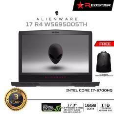 DELL Alienware 17 R4 W5695005TH RedStar