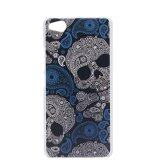 ขาย Diamond Skull Clear Edge Hard Plastic Painting Back Cover Case For Zte Nubia Z9 Max Multicolor Intl ผู้ค้าส่ง