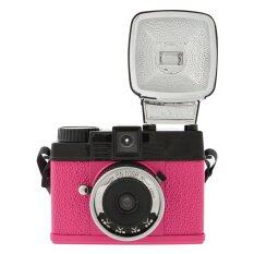ขาย Diana Mini Lomo Camera With Flash Package En Rose ออนไลน์ ไทย