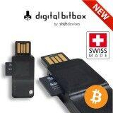 ขาย ซื้อ Digital Bitbox Swiss Made Bitcoin Org Certified Hardware Wallet With Microsd Tf Slot For Easy Master Seeds Backup Ledger Nano S Alternate ใน กรุงเทพมหานคร