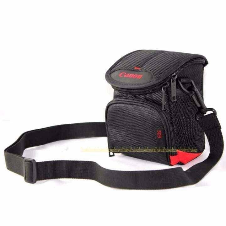 แนะนำ Digital Camera Bag Case for Canon G9X G7X G7XII G5X G1X G1XII G16 G15 SX720