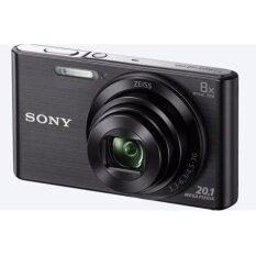 Sony กล้อง Digital Compact 20.1ล้านพิกเซล ซูมออปติคอล 8x รุ่น Dsc-W830.