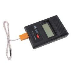 ขาย Digital Lcd K Type Tm 902C Thermometer Single Input Thermocouple Probe Intl ใหม่