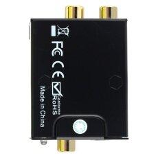 ขาย Digital Optical Toslink Signal To Analog Audio Converter Adapter 3 5Mm 5W Intl ถูก จีน