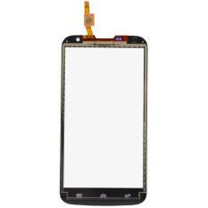 โปรโมชั่น Digitizer Touch Screen Bezel Front Glass Lens For Huawei G730 Black Unbranded Generic
