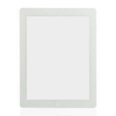 ขาย หน้าจอสัมผัสปุ่มบ้านสำหรับ Ipad 3 สีขาว จีน