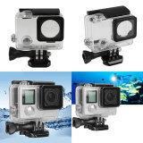 ส่วนลด สินค้า Diving 45M Waterproof Housing Underwater Case For Gopro Hero 3 4 Camera
