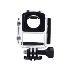 Diving Waterproof Case Underwater Housing Protective Cover For Original Sjcam M20 Plus Cube Wifi Action Sport Camera Accessories ใน จีน