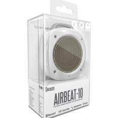 ราคา Divoom ลำโพงบลูทูธเเบบพกพา รุ่น Airbeat 10 White ประกันศูนย์ ใหม่ล่าสุด