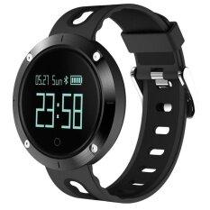 ราคา Dm58 Wristband Heart Rate Monitor Smart Watches Blood Pressure Monitor Smart Band Bluetooth Ip68 Water Proof Swimming Bracelet Fitness Tracker Intl ใหม่ ถูก