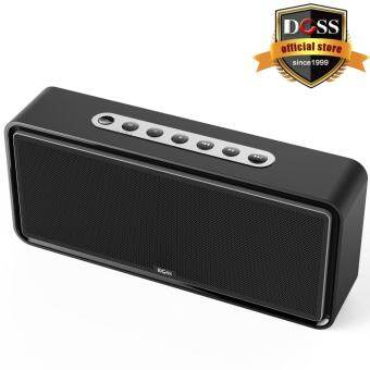 DOSS SoundBox XL Portable Wireless Bluetooth Speaker Dual-Driver 3D Stereo Bold Bass Subwoofer Music Surround Support TF AUX USB-