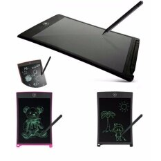 กระดานอิเล็กทรอนิกส์ Drawing Pad Lcd 8.5 กระดานวาดภาพ ลบได้ เสริมพัฒนาการ.