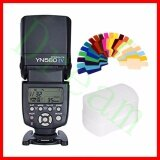 ทบทวน Dream Yongnuo Yn560 Iv 2 4G Wireless Flash Speedlite For Dslr Camera With 20 Color Gels Intl Yongnuo