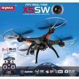 ราคา Drone Syma รุ่น X5Sw Fpv Wifi Drone Quadcopter โดรนติดกล้อง ส่งภาพเข้ามือถือ บันทึกภาพวีดีโอ ภาพนิ่งได้ ควบคุมง่ายที่สุด ใน กรุงเทพมหานคร