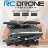 ราคา Drone โดรน เซลฟี่ Zelfi ติดกล้อง Wifi Hd Camera สั่งงานด้วยเสียงพูด วาดเส้นทางการบินได้ มีระบบ ล็อกความสูง เครื่องบินบังคับวิทยุ Drone