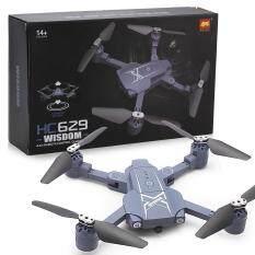 โดรน เซลฟี่ Drone Zelfi โดรนติดกล้อง WiFi HD Camera สั่งงานด้วยเสียง วาดเส้นทางการบินได้ (มีระบบ ล็อกความสูง)RC Quadcopter