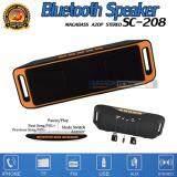 ขาย Dt ลำโพงบลูทูธลพกพา Bluetooth Speaker รุ่น Sc 208 Dt เป็นต้นฉบับ