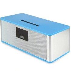 ส่วนลด Dy21L Multimedia Mini Hifi V4 Bluetooth Speaker With Stereo Fm Aux Wireless Super Bass Built In Mic Boombox Intl Unbranded Generic ใน จีน