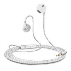 หูฟัง Betterlife หูฟังพร้อมไมโครโฟนและระบบควบคุมระดับเสียงหูฟังแบบมีสายพร้อมลึกที่มีประสิทธิภาพเบสสำหรับ Ios ํ Android เป็นต้นฉบับ