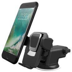 ซื้อ Easy One Touch 3 V2 Car Mount Universal Phone Holder For Iphone 7 Plus 6S Plus Se Samsung Galaxy S7 Edge S6 Edge Note 5 Retail Packaging Black Intl ใน จีน