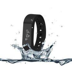 ขาย ซื้อ Echo นาฬิกาสุขภาพอัจฉริยะ ติดตามกิจกรรม Bluetooth Smart Wristband Watch รุ่น I5 Plus Activity Tracker Black ไทย