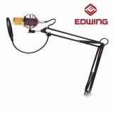 ขาย Edwing ไมค์ ไมค์อัดเสียง คอนเดนเซอร์ Pro Condenser Mic Microphone Bm800 พร้อม ขาตั้งไมค์โครโฟน และอุปกรณ์เสริม ถูก ใน กรุงเทพมหานคร