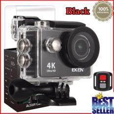 EKEN H9R 4K สีดำ พร้อมรีโมท (ของเเท้ 100%)