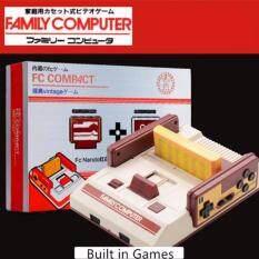 เครื่องเล่นเกมส์ Vintage Family Computer, FC Compact พร้อมจอย 2 อัน และตลับเกมส์ 132 in 1