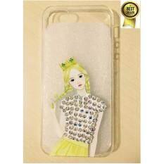 ราคา เคส Case Iphone 5 5S ลายเจ้าหญิงประกายเพขร สีใส Unbranded Generic ใหม่
