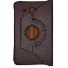 """เคสแท็บเอ 7.0"""" Samsung Tab A 7.0"""" (T280/285) Case 360 style - Brown"""