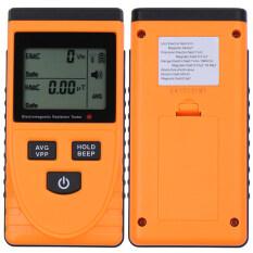ซื้อ Electromagnetic Emf Magnetic Electric Field Microtesla V M Tester Meter Detector Intl Unbranded Generic ถูก